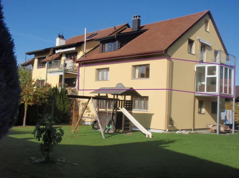 Günstige Familienwohnung an zentraler Lage in Uttwil!