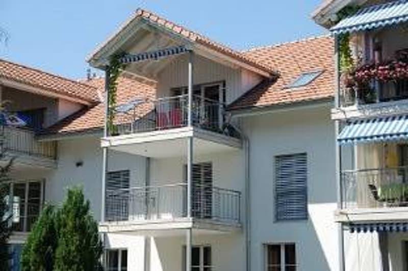 Duplex-Dachwohnung in Schüpfen