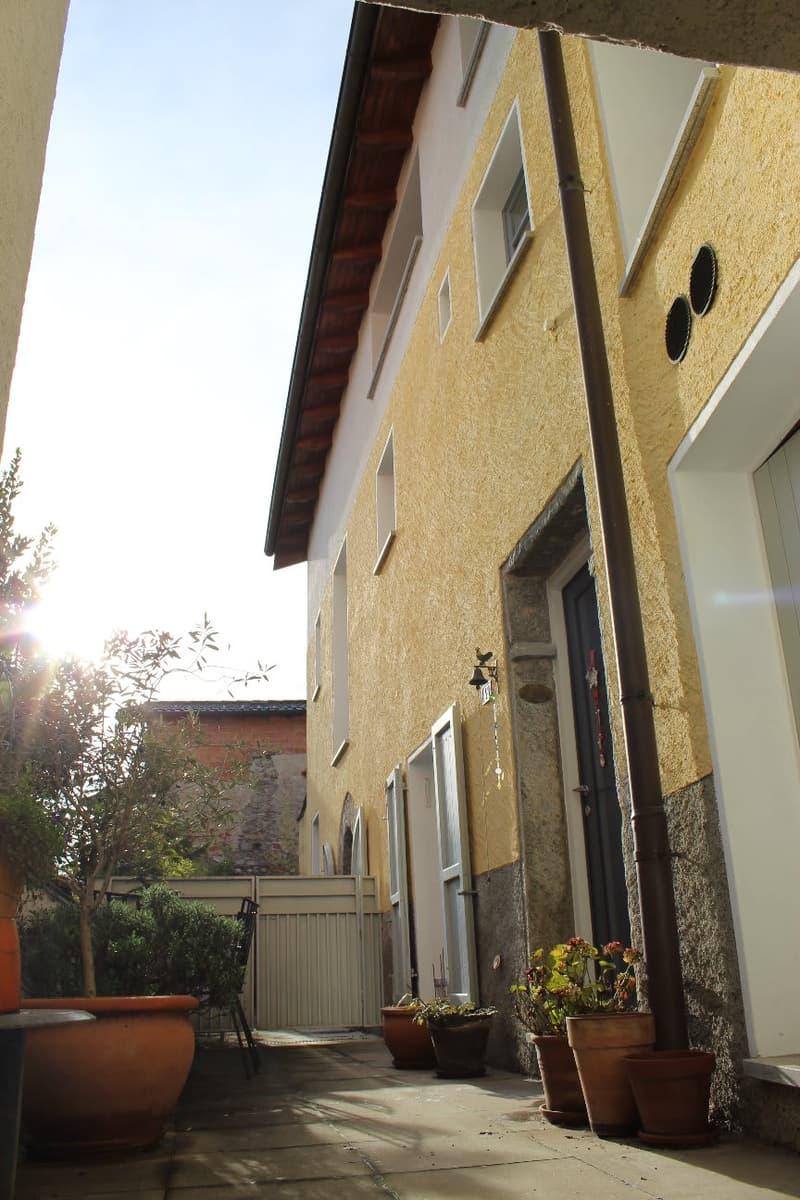 Quanto Costa Ristrutturare Una Stalla house, chalet, rustico to buy in pura | homegate.ch