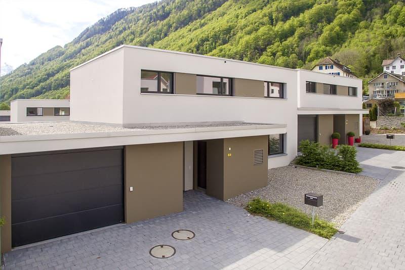 5.5-Zimmer-Einfamilienhaus mit hochwertigem Innenausbau
