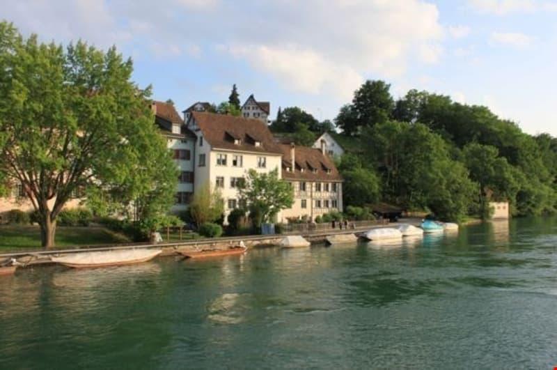 Wohnen direkt am Rhein mit phantastischem Blick auf Munot und die Schaffhauser Altstadt