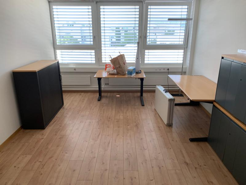 Büroräume mit Pfiff