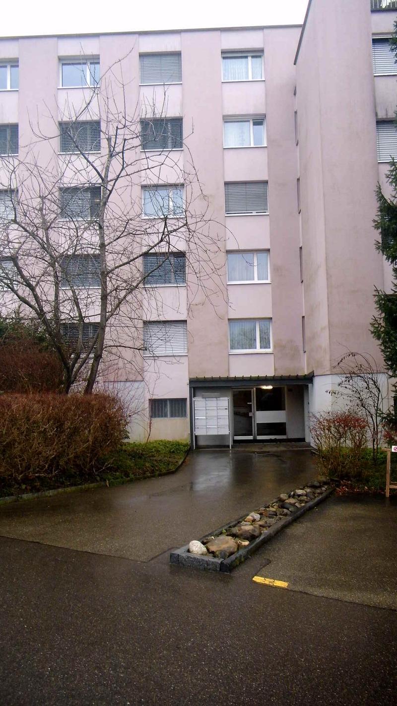 Ruhig und zentral gelegene 2.5 Zimmerwohnung