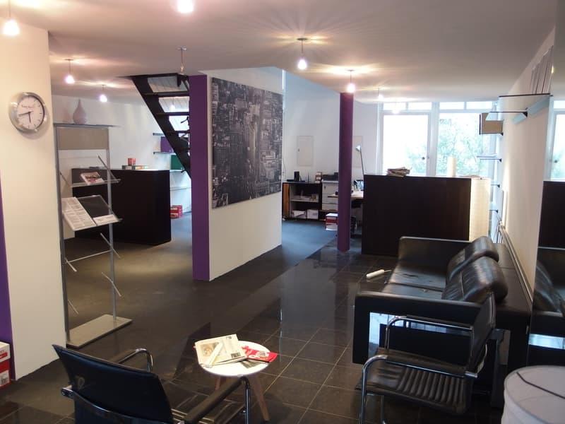 Ladenlokalität im Zentrum Aarau