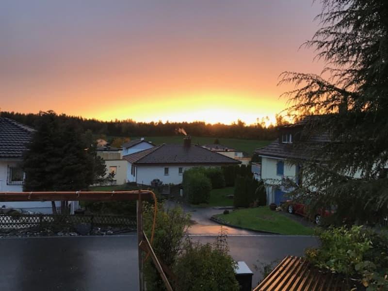 Sonnenuntergang zum Geniessen