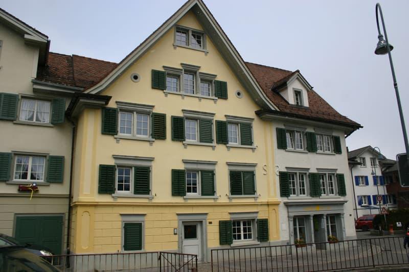 4.5-Zimmer-Dachmaisonettewohnung in Näfels