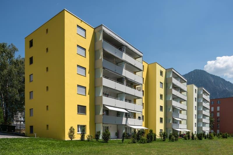 Grosszügige Wohnungen nach Sanierung!