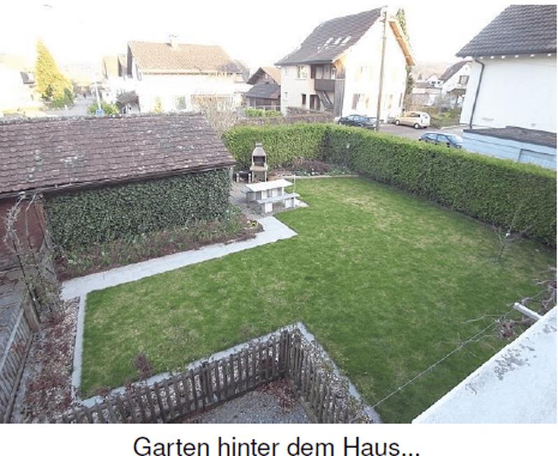 Schöne 4.5-Zimmerwohnung im Dorfzentrum von Staufen. (3)