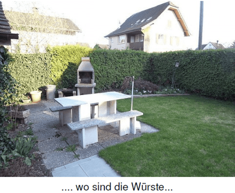 Schöne 4.5-Zimmerwohnung im Dorfzentrum von Staufen. (2)
