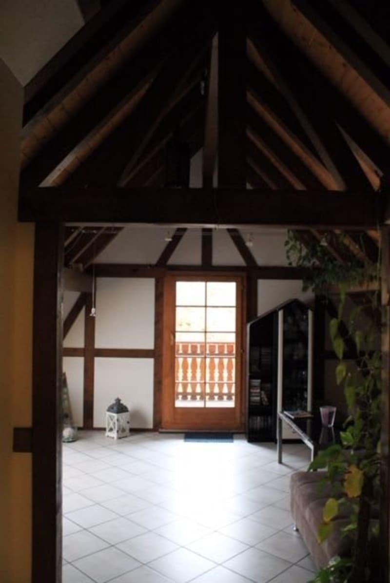 attraktive 3 1/2 Zimmer Dachwohnung