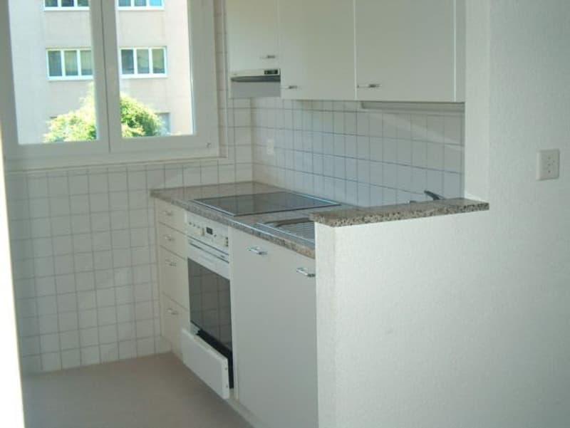 Helle 3.5-Zimmerwohnung mit Gartensitzplatz
