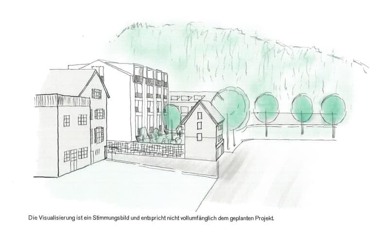 Projekt Townhäuser Winkel