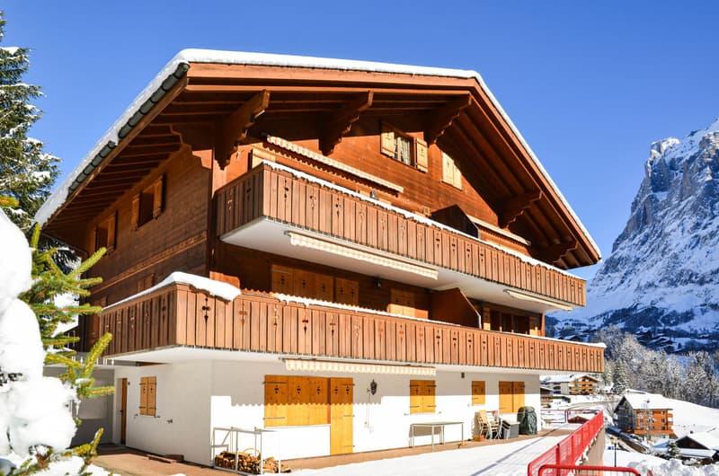 4.5-Zimmerwohnung Chalet Fieschersunne Grindelwald