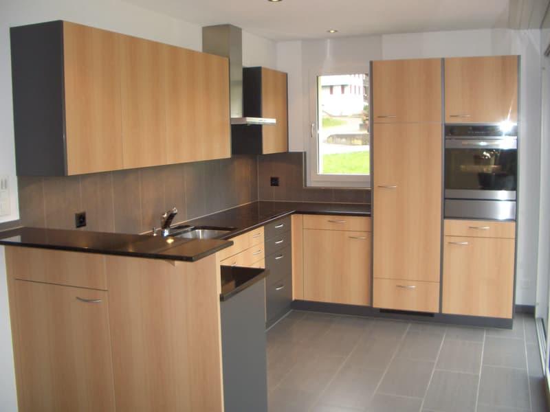 2.5 Zimmer - Parterre - Wohnung mit 51 m2