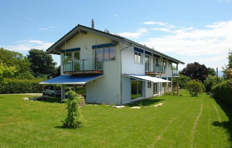 Villa jumelle à 10 mins de Nyon / Semi-detached house 10 mins from Nyon