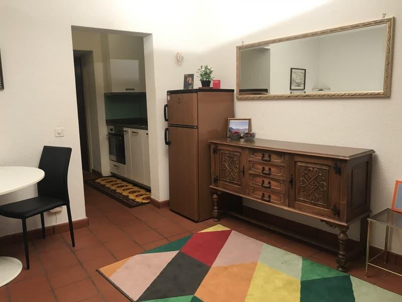 Appartamento ammobiliato a Castagnola