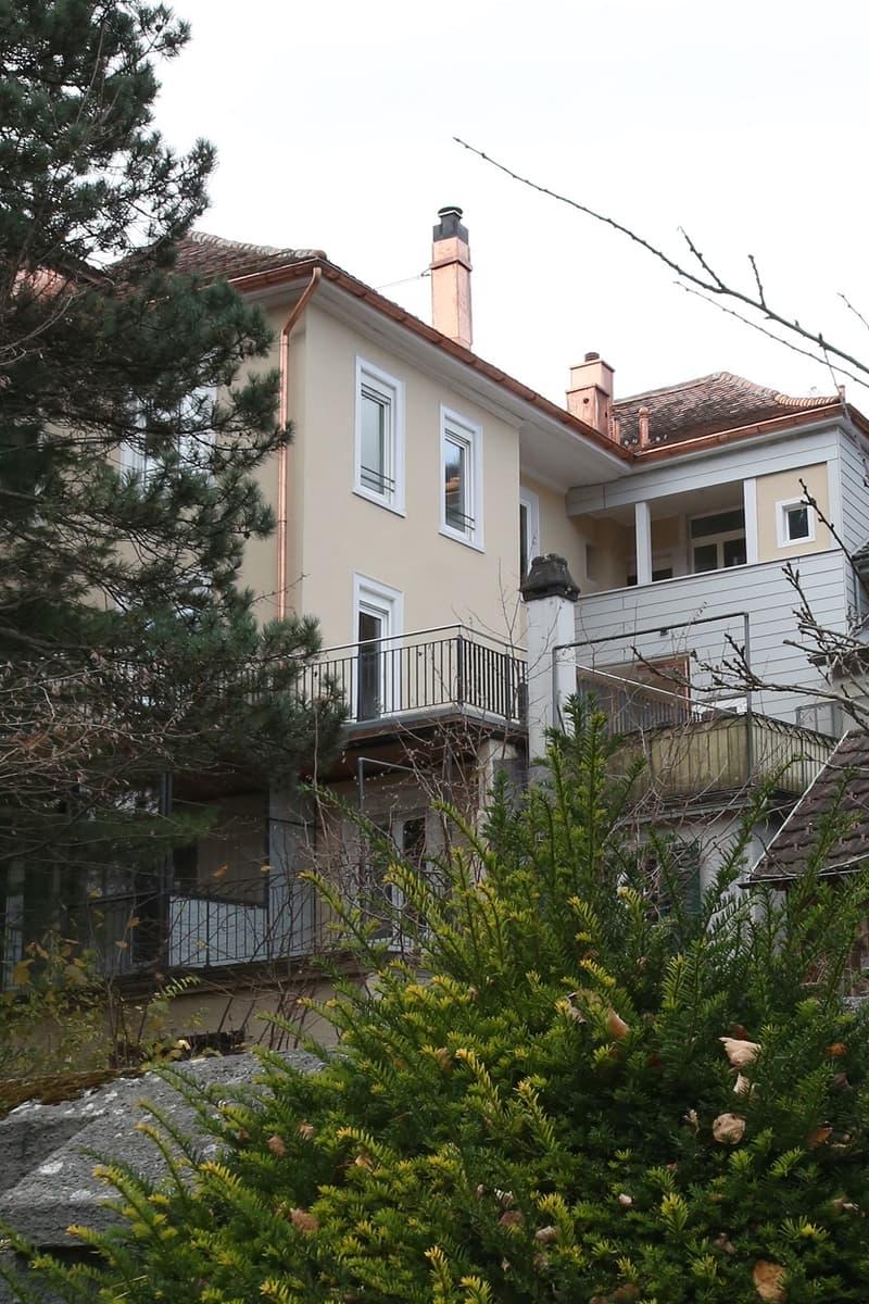 Charmante 3.5-Zimmerwohnung mit grosser Terrasse (25 m2) im Zentrum von Bad Ragaz