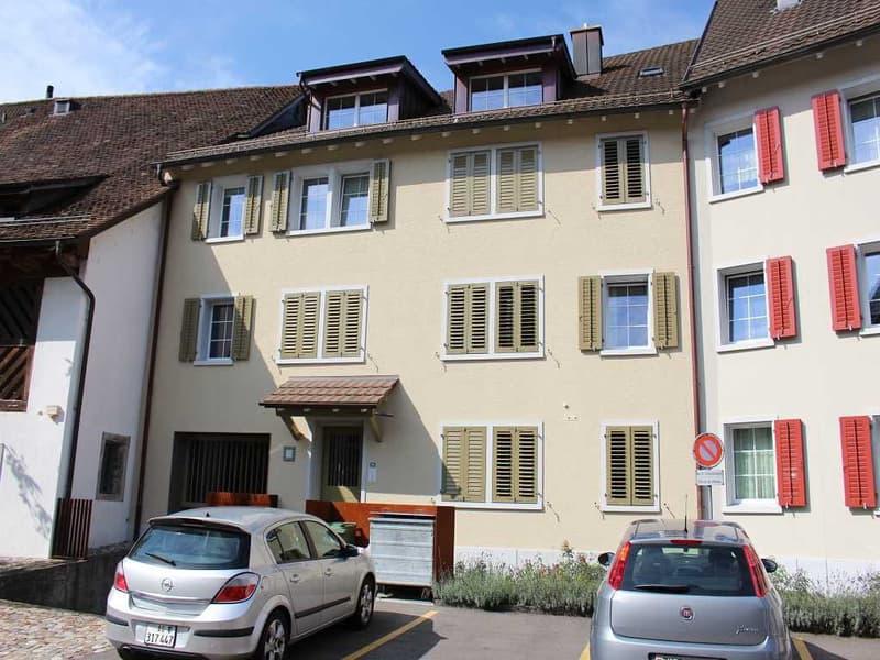 Schöne 2-ZWG in der Altstadt von Mellingen