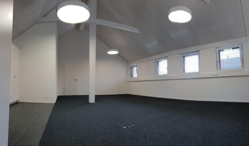 Grosszügige, moderne Loftwohnung mit viel Platz und vielen Einrichtungsmöglichkeiten
