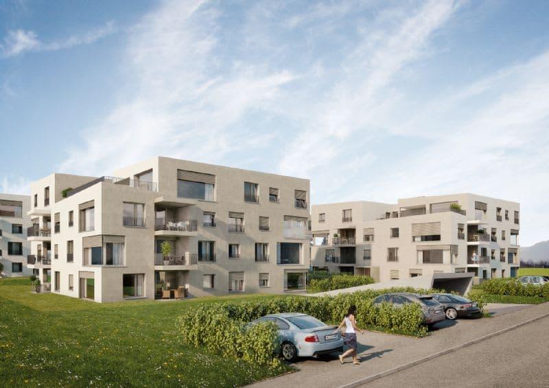 Erstvermietung - Wohnpark Tilia in Staufen (Haus 6)