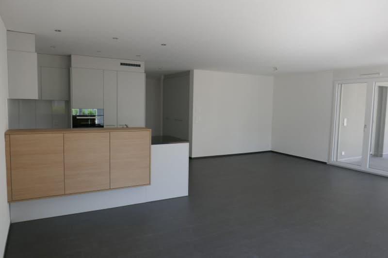4.5-Zimmerwohnung mit grosszügigem Gartensitzplatz