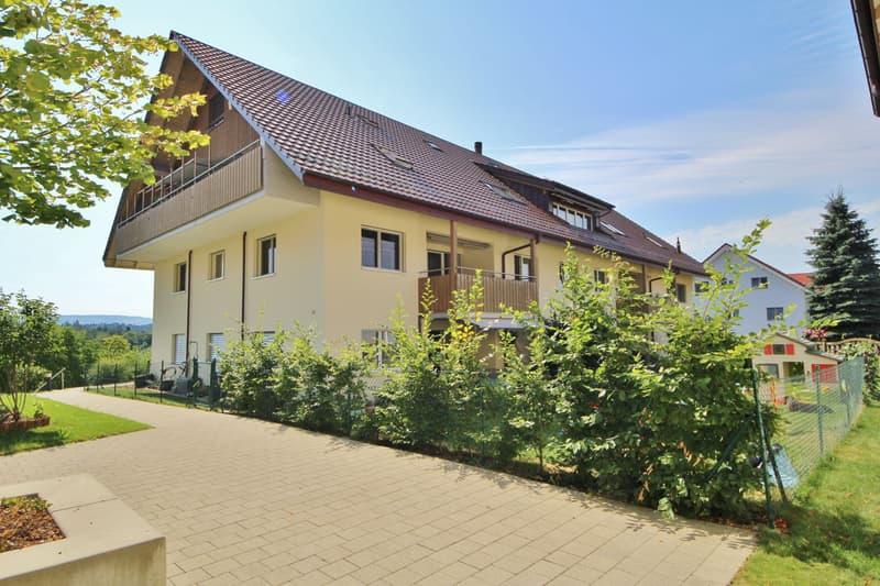 Charmante & grosszügige 3.5-Zimmer-Dachwohnung