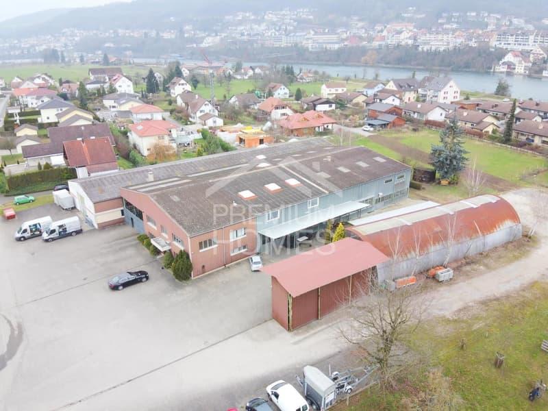 Ideales Gewerbegrundstück 5686 m2 Inklusive Gewerbepark Jüppen