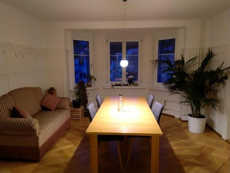AKTIONSPREIS - 4 ZI-WOHNUNG IN ST. GALLEN, MÖBLIERT, TEMPORÄR