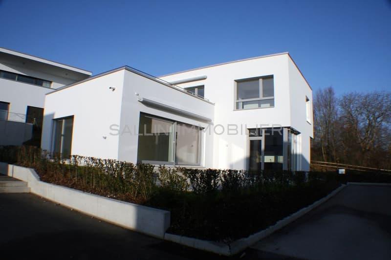 Villa B57 de 6½ pièces + places de parc int.