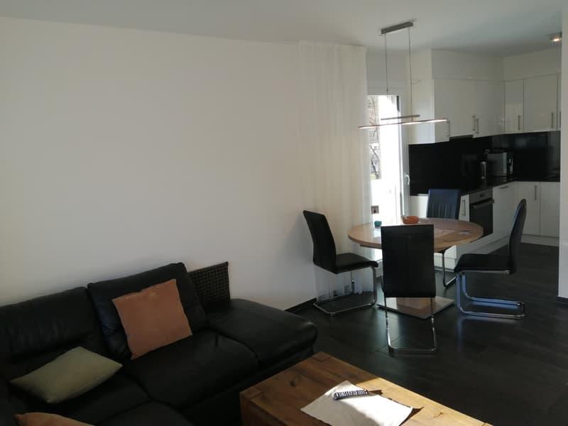 Moderne 2 1/2-Zimmer Wohnung