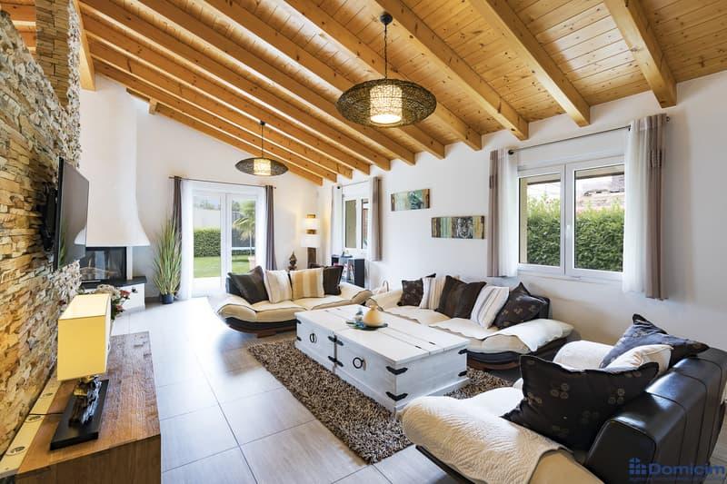 Splendide villa de 6.5 pièces de style provençale