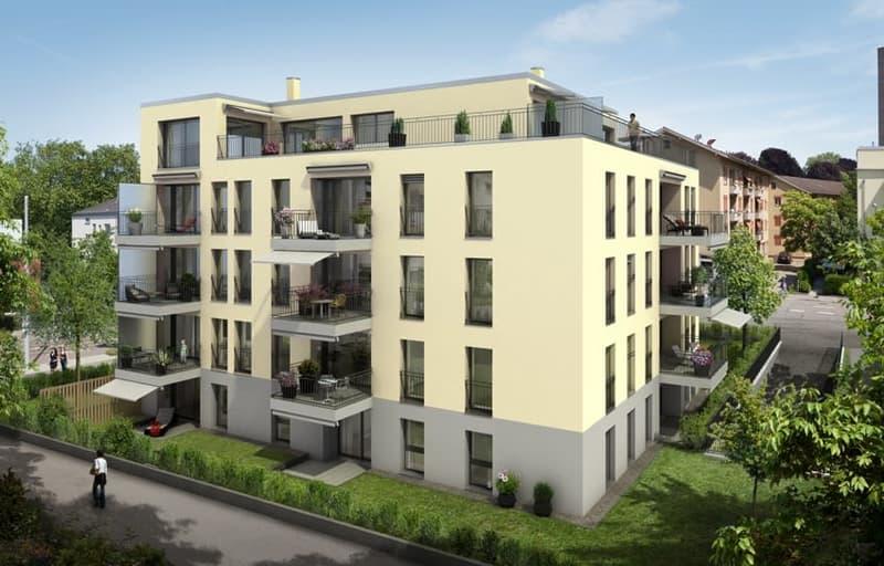 Moderne 3.5 Zimmer-Wohnung in Zürich