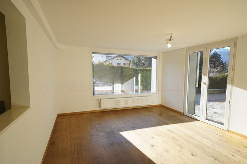 Superbe appartement de 1.5 pièce rénové