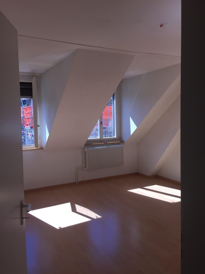 Heimelige Wohnung in ruhigem Quartier (2)