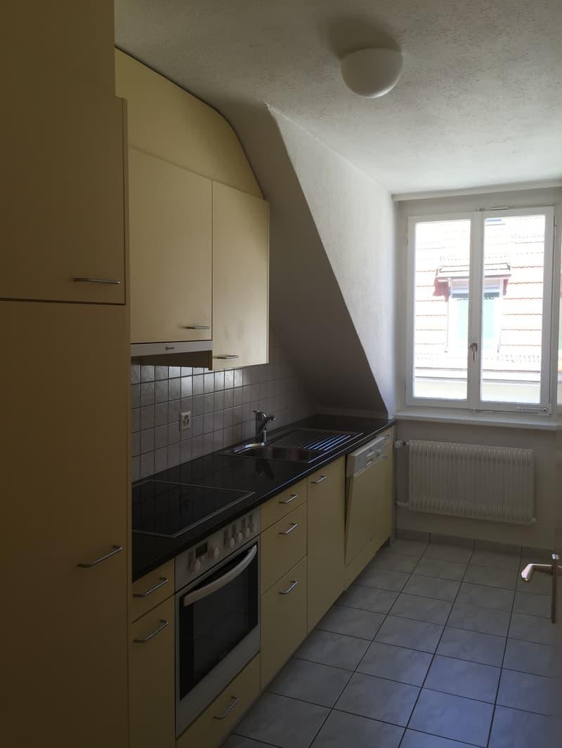 Heimelige Wohnung in ruhigem Quartier (4)