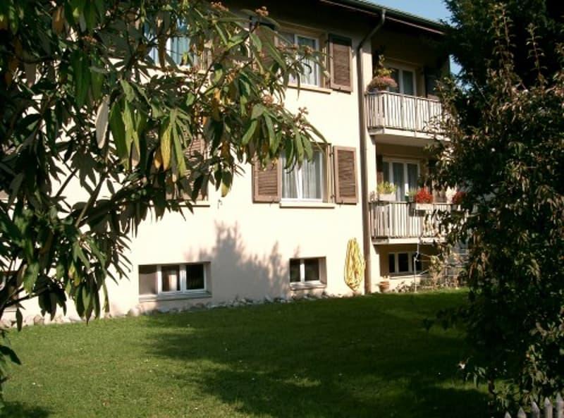 Einfache 3-Zimmerwohnung in Altbau