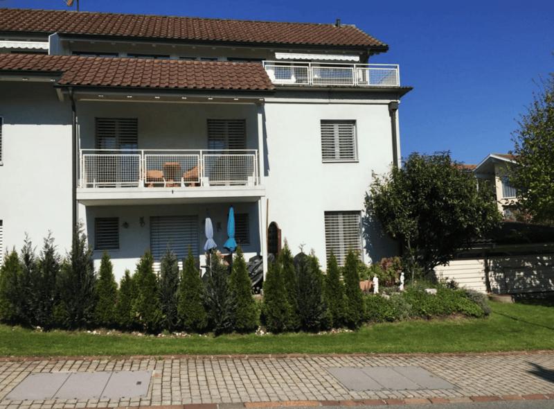 Sonnige Maisonette-Wohnung mit Dachterrasse