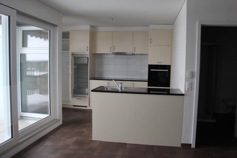 Appartement de 2,5 pièces avec mezzannine
