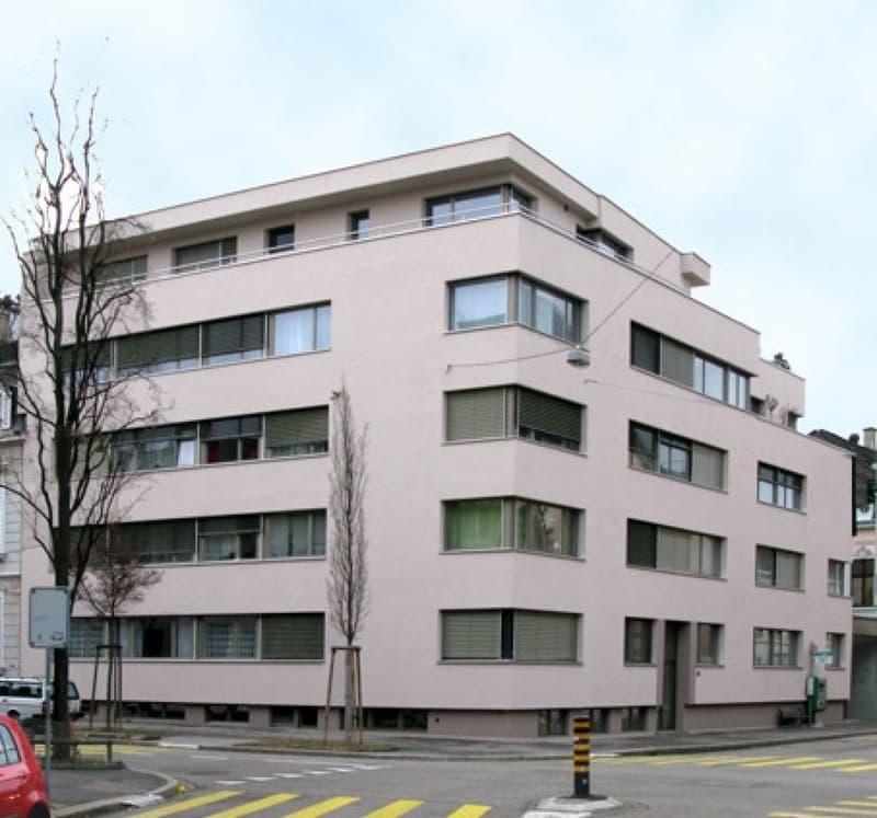 Eulerstrasse 1, Basel - Einstellplatz zu vermieten-Ideal für Kleinwagen