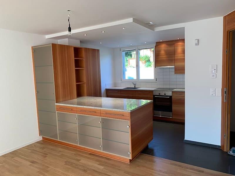 Neu renoviertes 5.5-Zimmer Reiheneinfamilienhaus