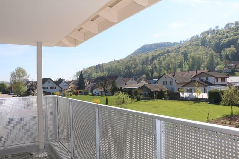 ERSTBEZUG: Letzte 3.5-Zimmerwohnung an idyllischer Lage