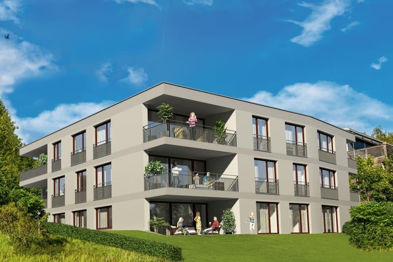 Del Bosco - Neubauprojekt im Grünen - Wohnung 103 - BAUBEWILLIGT