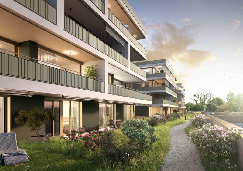 GRACE - Sonnige 2.5-Zimmerwohnung mit See- und Bergsicht (4)