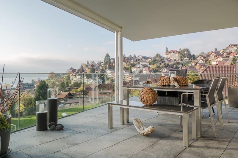 6½-Zimmer-Maisonette-Dachwohnung der Extraklasse