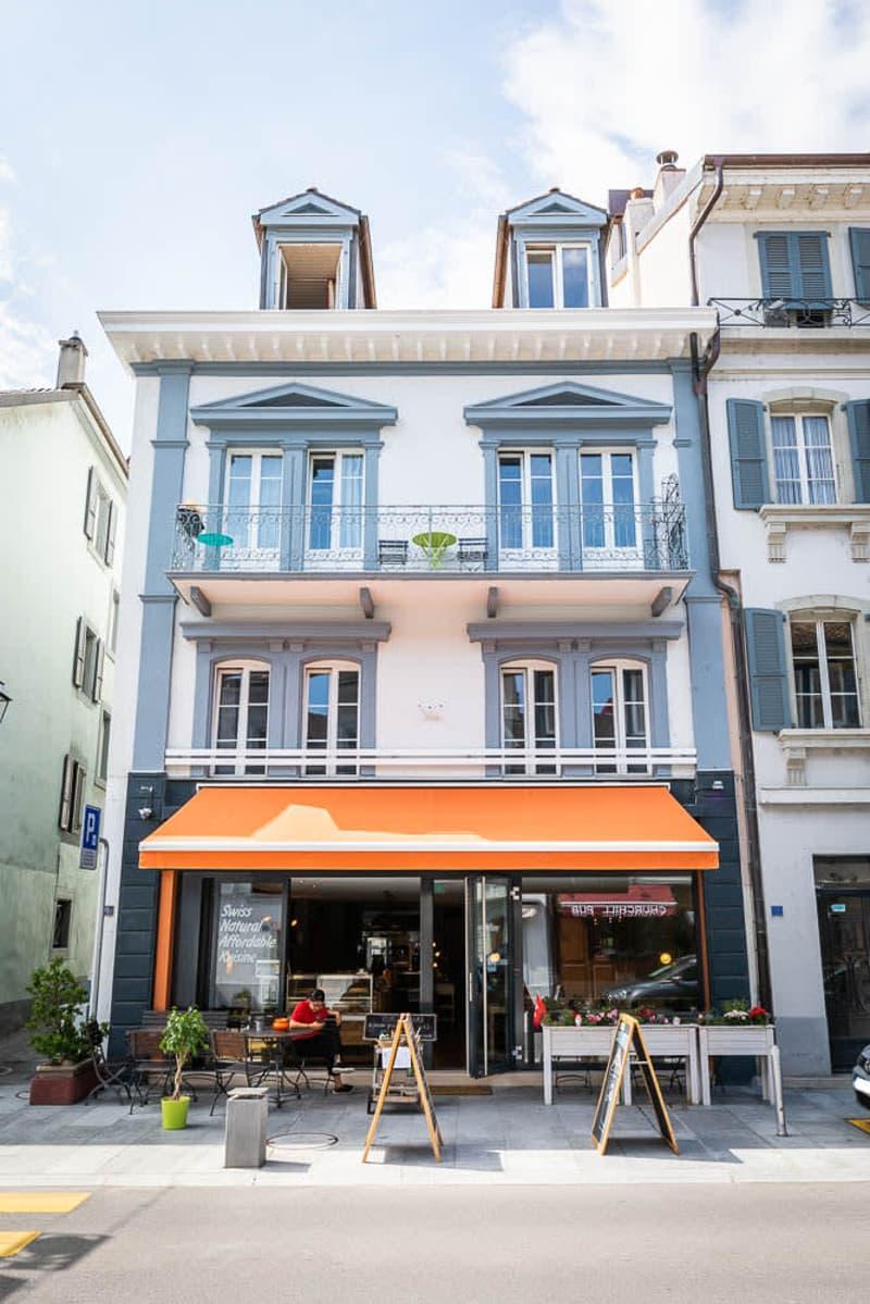 Surface commerciale disponible à Grand-Rue - 1180 Rolle