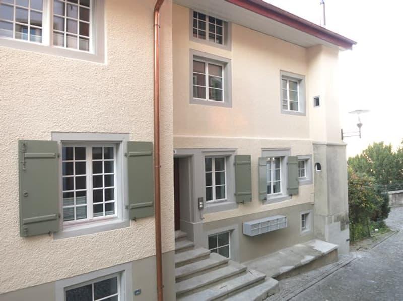 2.5-Zimmer-Altstadtwohnung im Winkel der Albula- & Falkengasse