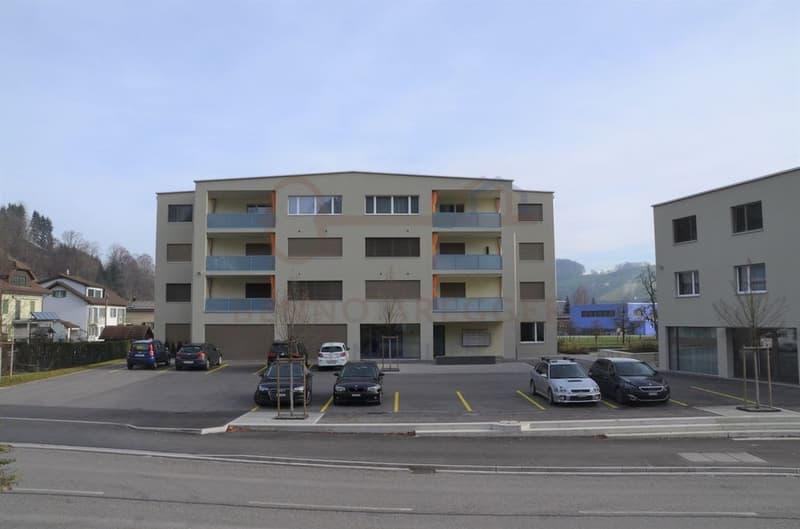 Neuwertige 4½-Zimmer-Dachwohnung an zentraler Lage