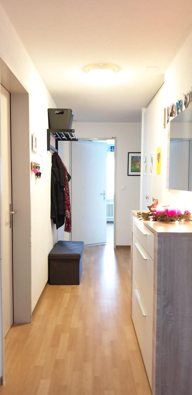 Schöne 4-Zimmerwohnung in Schötz