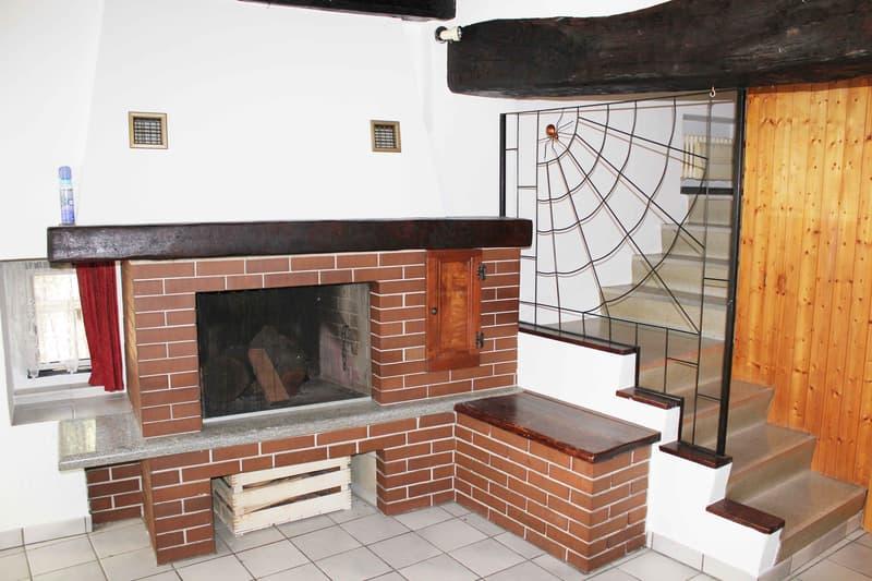 Casa di nucleo 5.5 locali a Bioggio