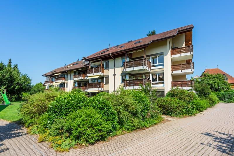 Perfekte Wohnung in grüner Wohnoase!